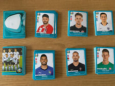 Panini EURO 2020 Preview stickers - loose singles - mint condition