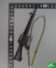 1:6 Scale ace 13019 Vietnam 25 Infantry - M16 A1 Rifle w/ Three Prong Flash Hide