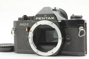 【EXC+5】 Pentax MX Black 35mm SLR Film Camera Body from JAPAN #0213