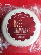 Bath & Body Works Rose Champagne Bath Fizzy - 4 oz.