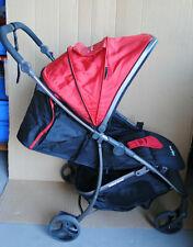 Babyhome Vida leicht Buggy vielseitig Compact Travel System, rot (B1315)