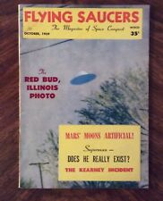 Flying Saucers The Magazine of Space Conquest October, 1959