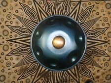 Handpan Low tone A2 Raga. Direct From Maker. Hand made in Scotland.