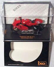 Ixo RAB033 Yamaha M1 #3 Max Biaggi 2002 Mint in Case