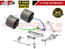 FOR JAGUAR REAR UPPER CURVED SUSPENSION CONTROL ARM BUSH 2 BUSHES XTYPE X-TYPE