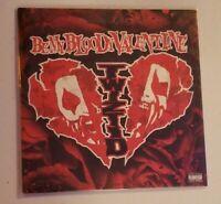"Twiztid - Be My Bloody  Valentine 7"" Vinyl Single Record insane clown posse mne"