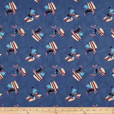 Disney Lilo & Stitch Fabric-Bthy Half Yard-100% Cotton-Licensed-Quilting/ Masks