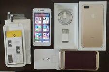 Execellent Apple iPhone 7 Plus 128Gb Gold Unlocked (Cdma + Gsm) Oem Accessories