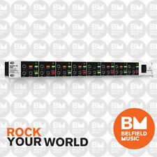 Behringer ULTRA-DI PRO DI800 DI Box Professional Mains/Phantom Powered 8-Channel
