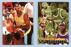 James Worthy - Lakers #92 Fleer Ultra 1994-5 Basketball Trading Card