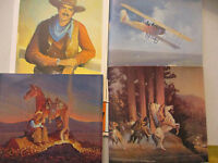California Local History Inland Empire Southern High Country Western History Set