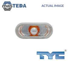 TYC LATERAL INSTALLATION LEFT RIGHT INDICATOR LIGHT BLINKER LAMP 18-0621-01-2 I