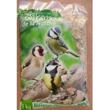 Mélange de graines pour nourrir les oiseaux de la nature 1 Kg