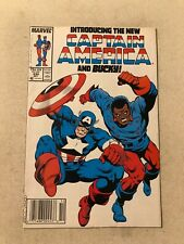 CAPTAIN AMERICA #334 NM 9.4 1ST APPEARANCE OF NEW CAPTAIN AMERICA & BUCKY
