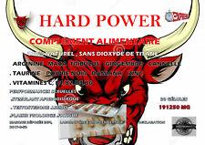Hard power,Stimulant sexuel,30 pills aphrodisiaque hommes, sous pli discret 48h