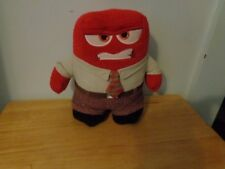 DISNEY EMOTIONS INSIDE OUT MOVIE BABY RILEY ANDERSON'S MIND RED ANGER PLUSH DOLL