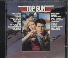 Top Gun Ost - Giorgio Moroder/Kenny Loggins/Berlin Cd Eccellente