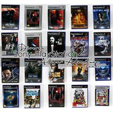 Action Adventure Spiele Games für PS2 Sony PlayStation 2 | Gebraucht Top Zustand