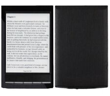 Skinomi Brushed Steel Tablet Skin+Screen Protector for Sony Reader WiFi PRS-T1