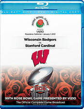 2013 Rose Bowl presented by Vizio [DVD/Blu-ray Combo], New DVDs