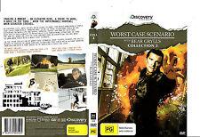 Worst Case Scenario:Collection3-Bear Grylls-2010/13-TV Series USA-4 Episodes-DVD