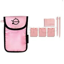Pink Stylus X 2 for DSi or DSL & Case and Accessories