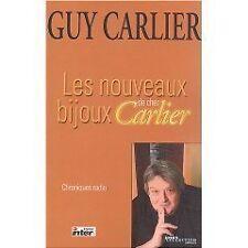 Livre Guy Carlier Les Nouveaux Bijoux