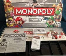 2010 Monopoly NINTENDO Collector's Edition Board Game COMPLETE