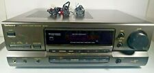 Technics SA-G76 Stereo Receiver Tested Working