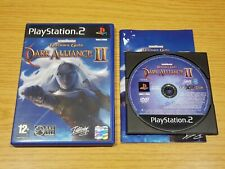 BALDUR'S GATE DARK ALLIANCE II - SONY PLAYSTATION 2 PS2 - PAL ESPAÑA BALDURS 2
