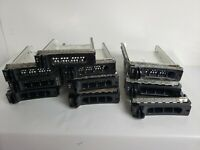 Lot of 10 Dell Power Edge SCSI Hard Drive Tray Caddy P/N 0E274 E274 09D988  b5.2