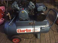 Clarke Industrial Compresor de aire