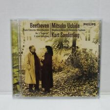 Beethoven: Piano Concerto No. 5; Variations in C minor CD 1999 Philips Uchida