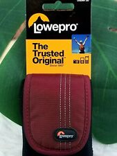Lowepro Dublin 30 Slim Profile Pouches For Cameras And Compact Video Cameras