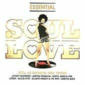 Various Artists - Essential - Soul Love(3xCD)