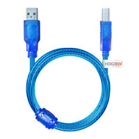 USB DAT CABLE LEAD FOR PRINTER EPSON Workforce, WF-100W