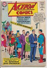 Action Comics #309 DC Comics 1964, Superman, Legion app, JFK app