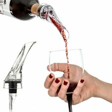 Portable Red Wine Aerating Pourer Decanter Bottle Quick Air Aerator Box w/o Box