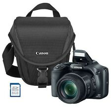 Canon PowerShot Sx530 HS 16MP With 50x Zoom 8Gb SDHC CARD