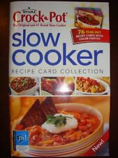B003DHA9V2 Slow Cooker Recipe Card Collection (Rival Crock Pot, Vol. 8, No. 21)
