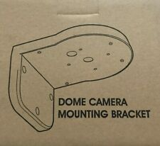 New Wall Mounting Bracket for Dome Cameras