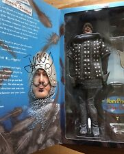 """John Cleese Autograph Monty Python & The Holy Grail """"The Black Knight"""" Sideshow"""