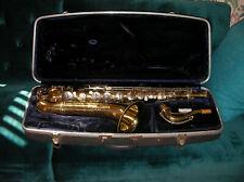 "Conn tenor saxophone 16M Director ""Shooting Stars"" Made in USA"
