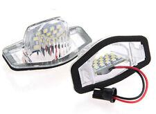 LED Kennzeichenbeleuchtung  weiß für Honda CRV-3