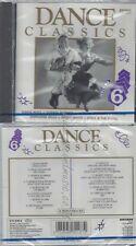 CD--NM-SEALED-DANCE CLASSICS 6 -- DIANA ROSS, DONNA SUMMER, KURTIS BLOW, KOOL &
