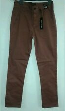X# River Island Slim Fit Chino Red Mens Size 28L/34