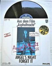 "Gerd U.Heinemann -ANGEL'S NIGHT (Long Version)-12""inch-Maxi -Philips-6005 143-NM"