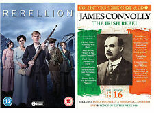 Rebellion and James Connolly (2016 TV Series Box Sets, Easter Rising)