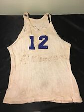 Vintage Basketball Jersey, Powers Brand, #12