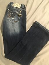 Miss Me 29 regular boot jeans EUC